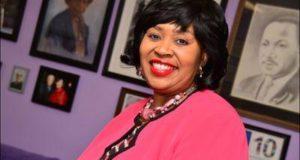 Detroit City Council President and special election winner Brenda Jones.