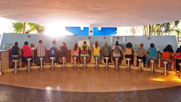 BBC – Travel – Cuba's communist ice cream cathedral