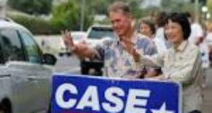 Former Congressman Wins Democratic House Primary in Hawaii