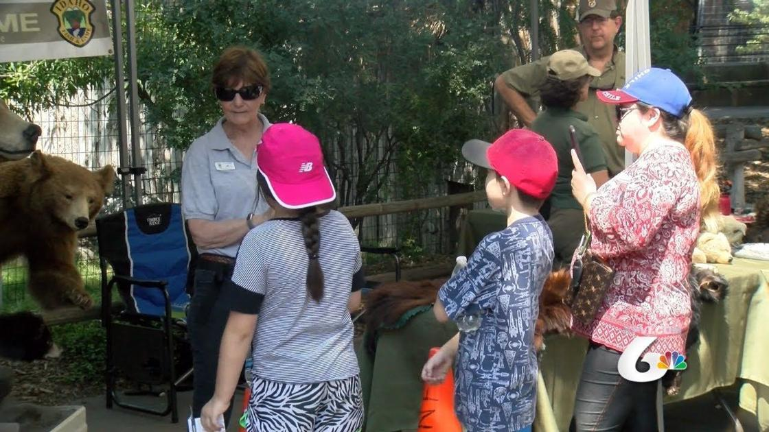 Idaho Falls Zoo holds education events | Local News