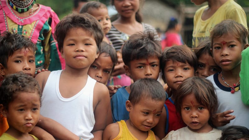 Indigenous Filipino encourages empowerment through education | Philippines News