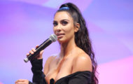 Kim Kardashian Launches Children's Mental Health Fundraiser