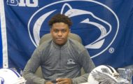 Nazareth's Jahan Dotson is the 'buzz' of Penn State preseason camp