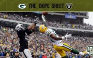Packers travel to take on the Raiders