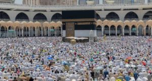 Saudi Arabia looks to technology to make hajj safer