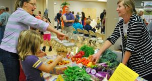Sample farm fresh produce at Fall Food Fest | Local News