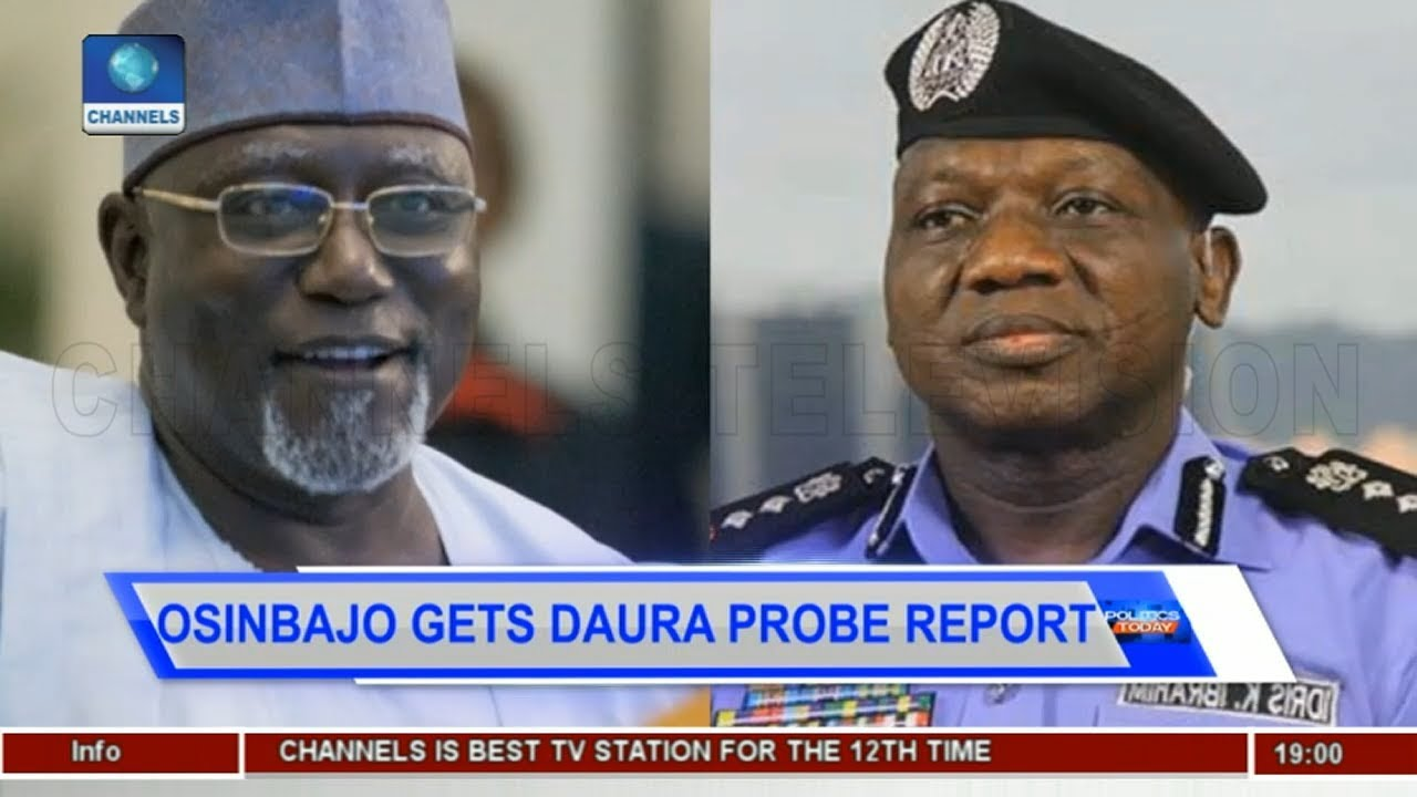 Osinbajo Gets Daura Probe Report | Politics Today |