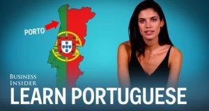 Victoria's Secret Angel teaches you Portuguese