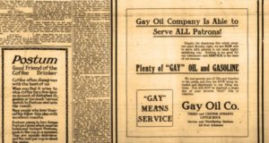 Funny how words can change in 100 years