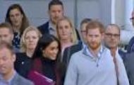 Expecting a Child, Prince Harry and Meghan Arrive in Sydney