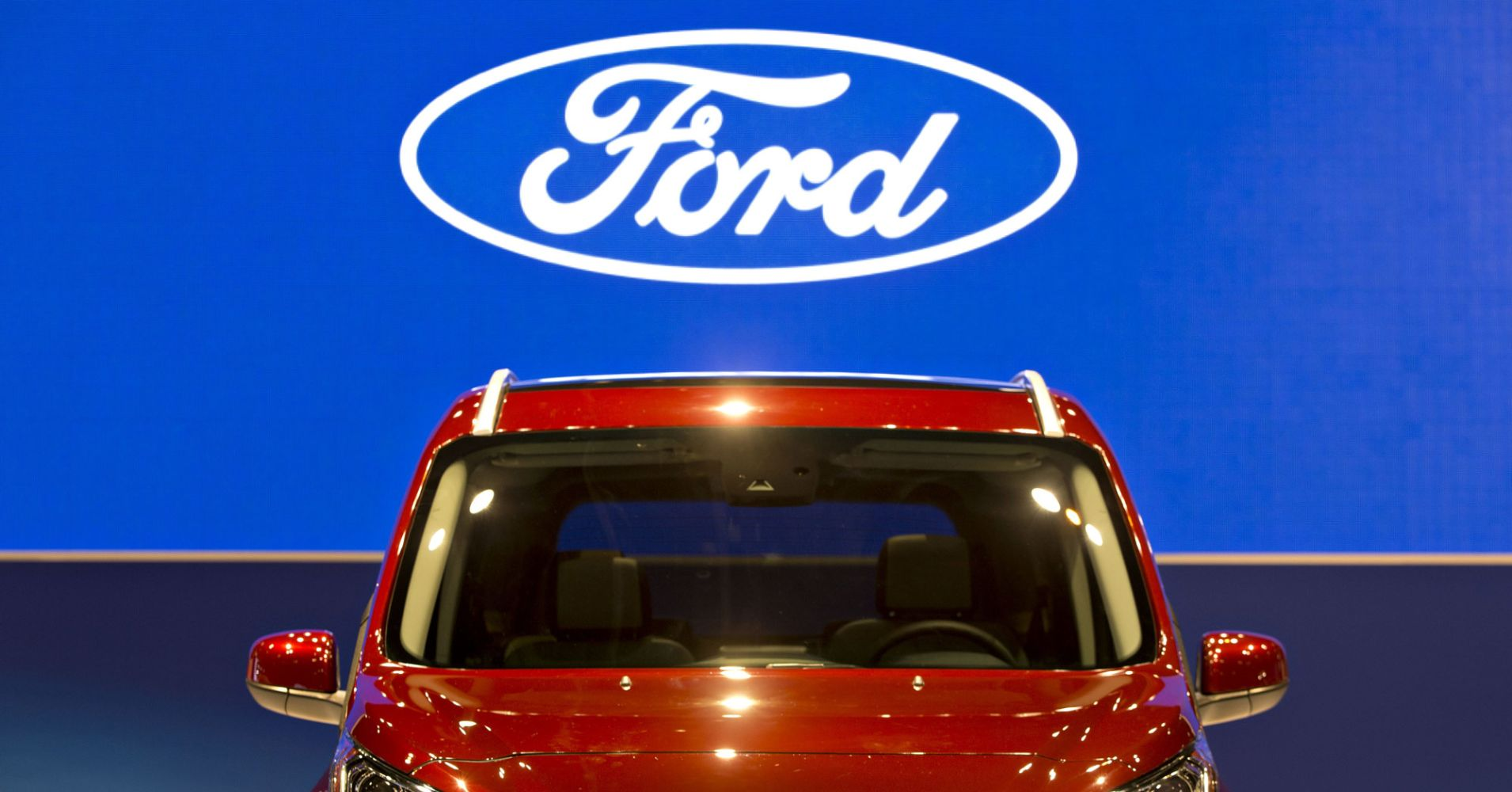 Ford sets up China business as a stand-alone unit