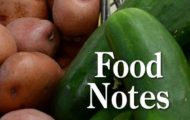 Food notes: Nov. 11, 2018   Food & Dining
