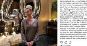 Katherine Heigl 'thrilled' to be 40 | Entertainment