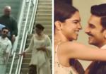 This funny video of Deepika Padukone-Ranveer Singh at the Bengaluru airport has fans sayin…