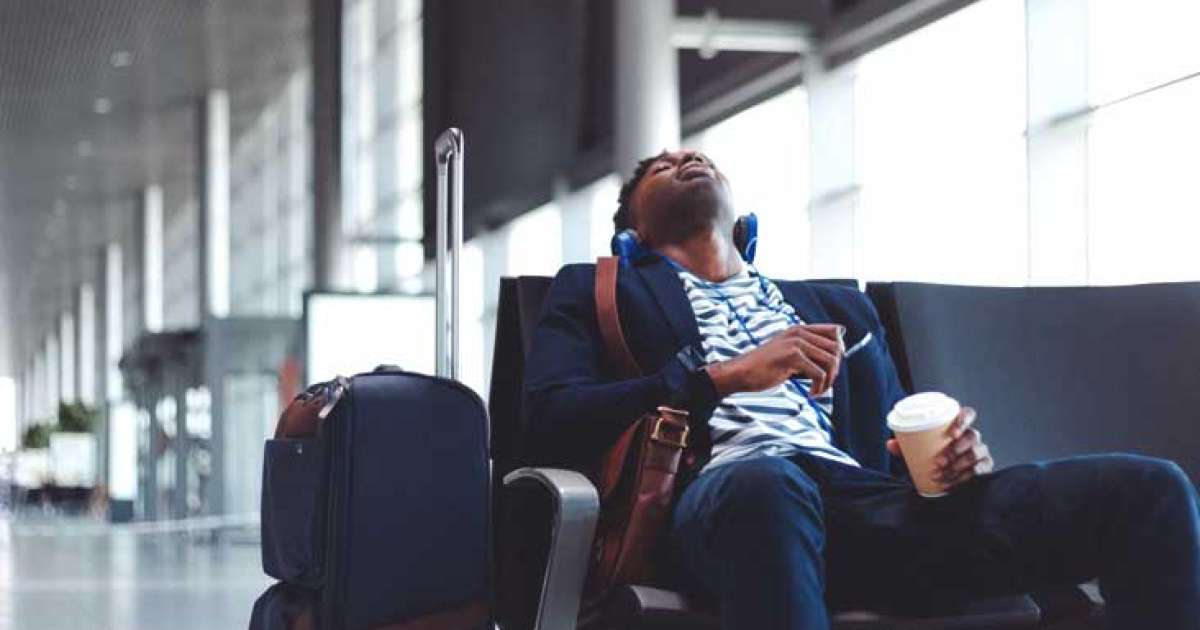 How to beat jet lag while travelling like a boss – Food Travel Arts Culture