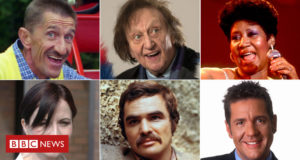 Remembering the entertainment and arts figures we lost in 2018