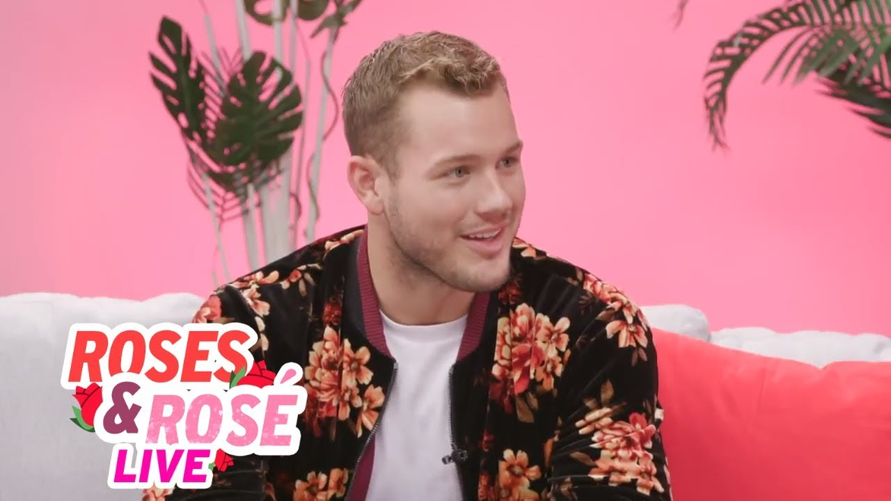 Colton Underwood Talks The Bachelorette Finale & Bachelor In Paradise | Roses & Rose LIVE