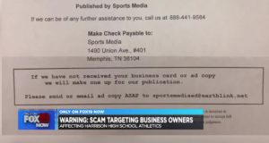 Warning: Scam targeting business owners - WXIX