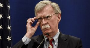 Bolton To Travel To Turkey, Israel To Discuss Syria, Iran