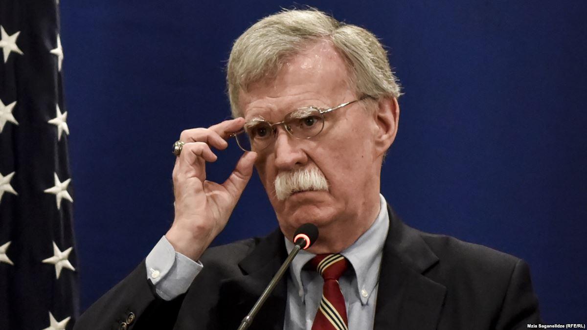 Bolton To Travel To Turkey, Israel To Discuss Syria, Iran