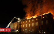 Bedford fire: NHS health complex severely damaged