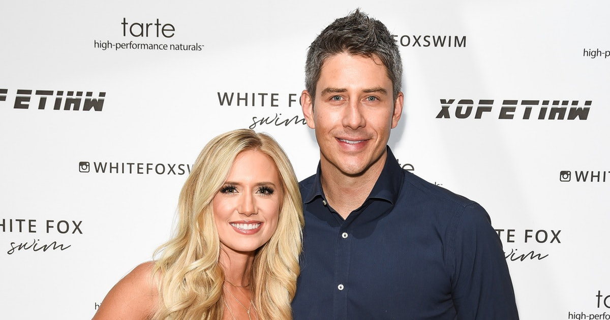 'Bachelor' Couple Arie & Lauren Are Having A Baby Girl & The Reveal Includes A Funny Mix-U…