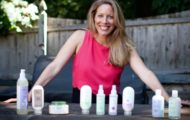 How One Entrepreneur Created an Organic Skincare Line Out of Her Kitchen