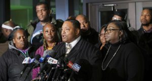 Call for political action after McDonald cases