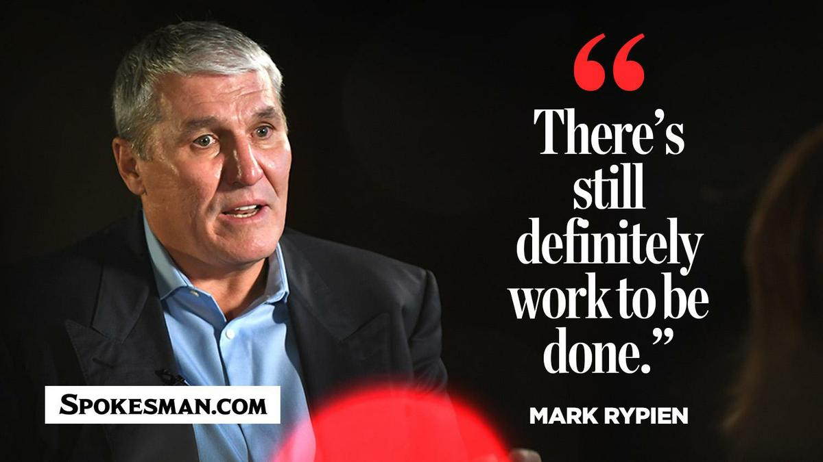 Mark Rypien's mental-health journey a positive work in progress