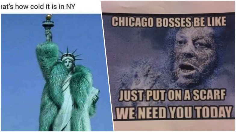 Funny Polar Vortex 2019 Memes That Won't Keep You Warm, But Will Make You ROFL!