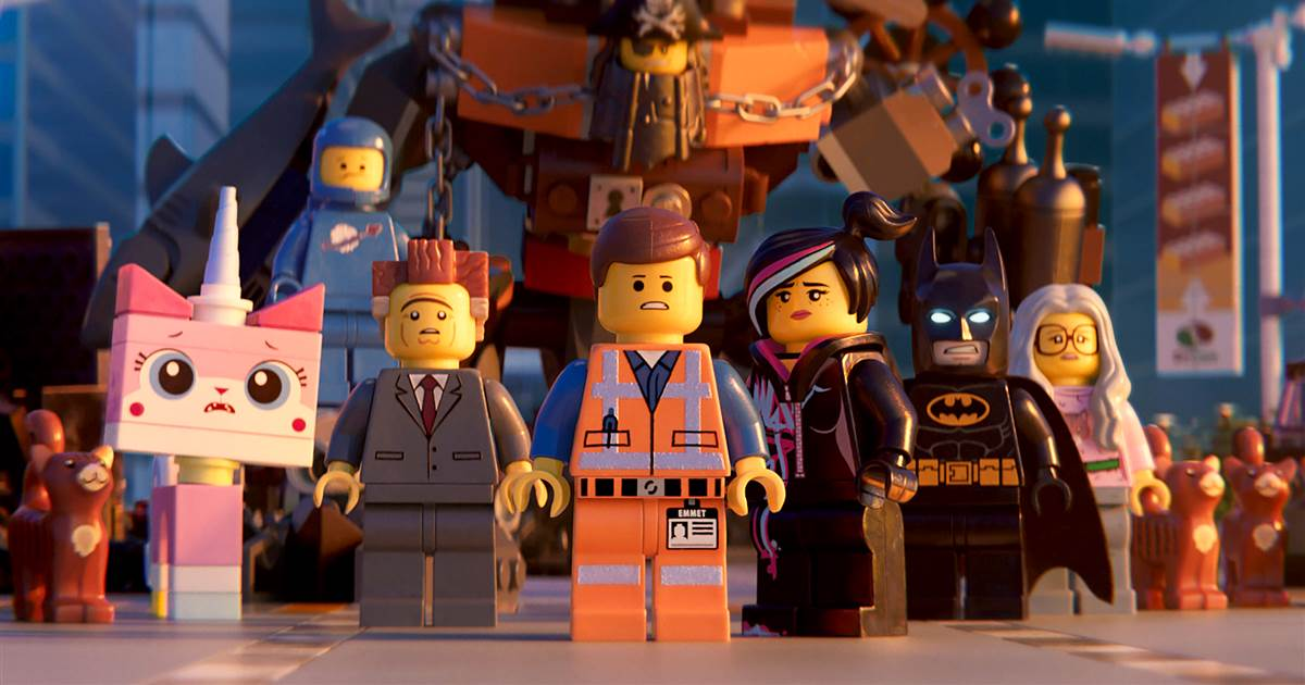 'The Lego Movie 2' is a fun, funny, pop-culture-filled warning about growing up too fast