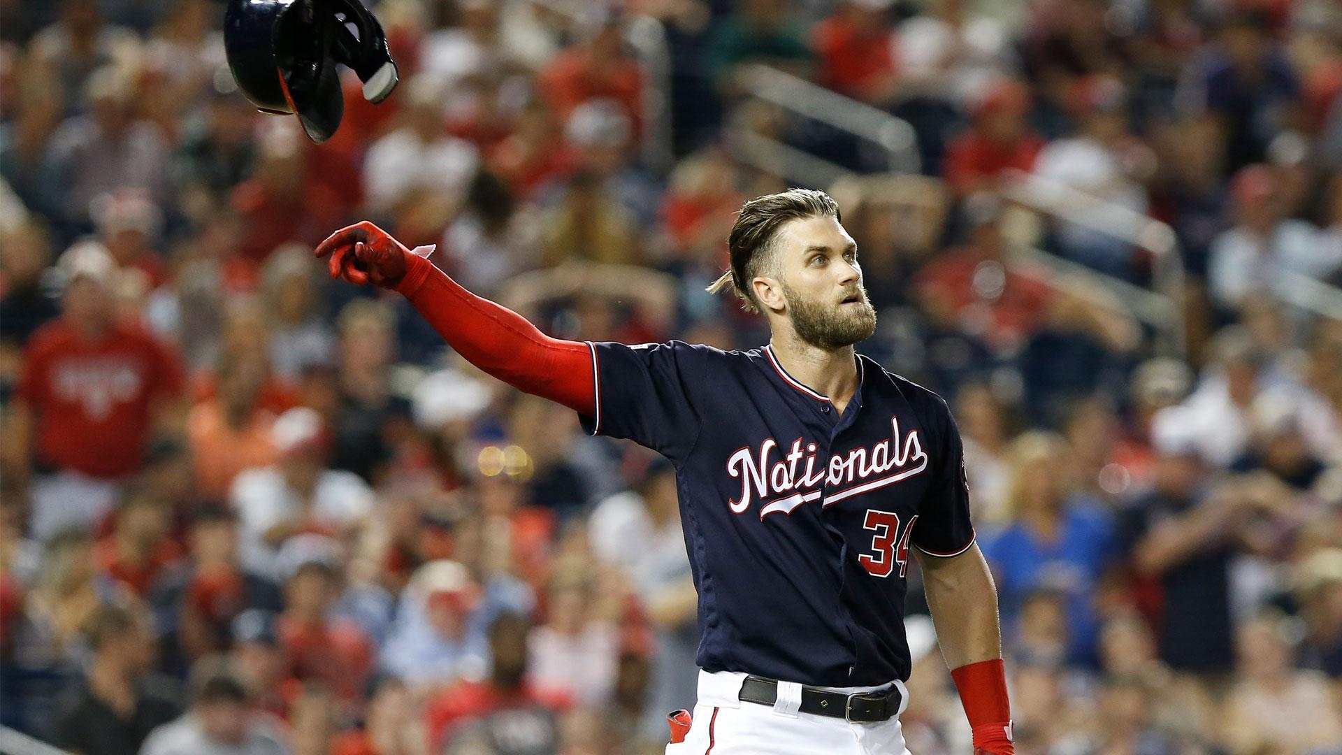 MLB rumors: Bryce Harper has made his decision, says D.C. radio host