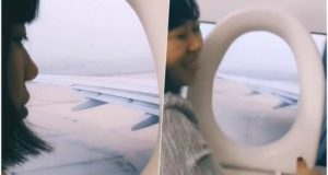 Fake Plane Challenge' Goes Viral on TikTok in China During Spring Festival (Watch Funny Videos)