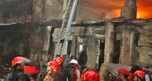 At least 78 dead in apartment fire in Bangladesh