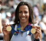 Kelly Holmes on mental health and happiness: 'I've been to the lowest point and the highes…