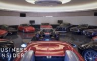 Craig Jackson Gives A Tour Of His Multimillion-Dollar Garage