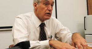 Kintigh talks politics, air center update