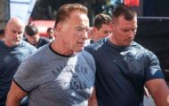 Arnold Schwarzenegger assaulted at South African sports event