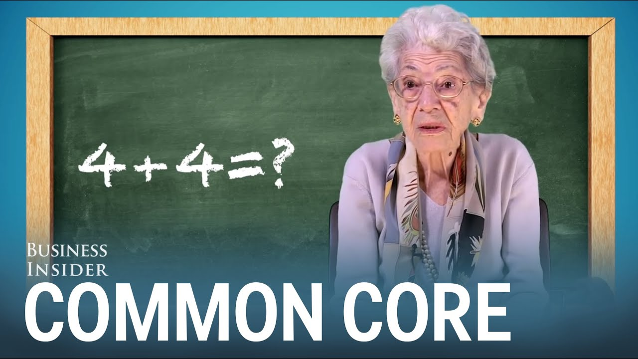 100-Year-Old Math Teacher Slams The 'Common Core' Method