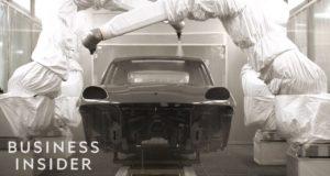 How Porsches Are Made