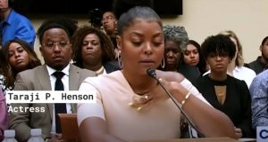 Empire Star Taraji Henson Speaks on Suicide and Mental Health on Capitol Hill - Los Angele...