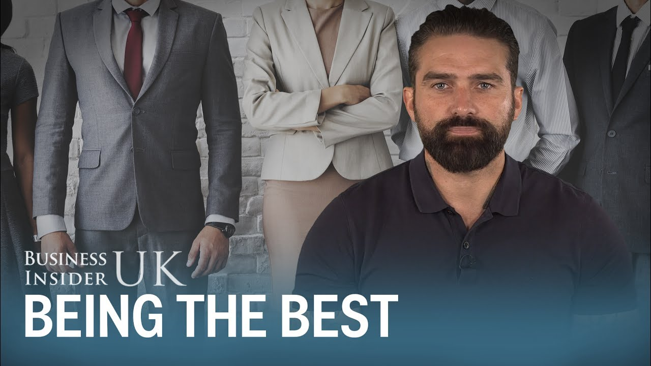 Former SBS Operator Ant Middleton explains how being the best can only get you so far in your career
