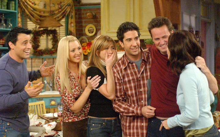 Watching Friends without a laugh track is disturbing – neuroscientists tell us why