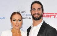 WWE superstar Seth Rollins: I think it's funny that people think Becky Lynch and I don't h...