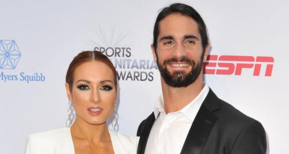 WWE superstar Seth Rollins: I think it's funny that people think Becky Lynch and I don't h…