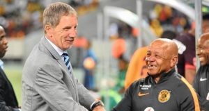 Buckley backs Benni to replace outgoing Baxter