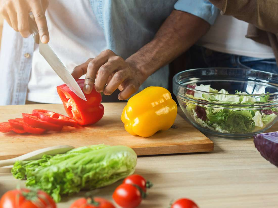 Heart health: Focus on healthful foods rather than diet type – Medical News Today