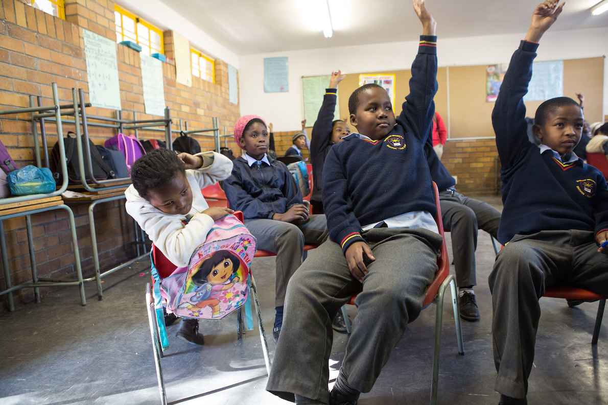 Improving Inclusive Education in South Africa