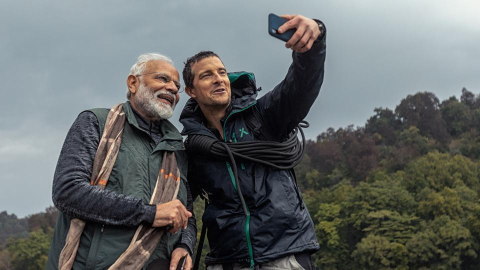 PM Modi in Man vs Wild: 5 things that created buzz before airing of the episode | it s vir…