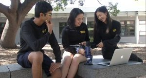 Teens create 'Project Oyster' podcast to help peers navigate through mental health and har...